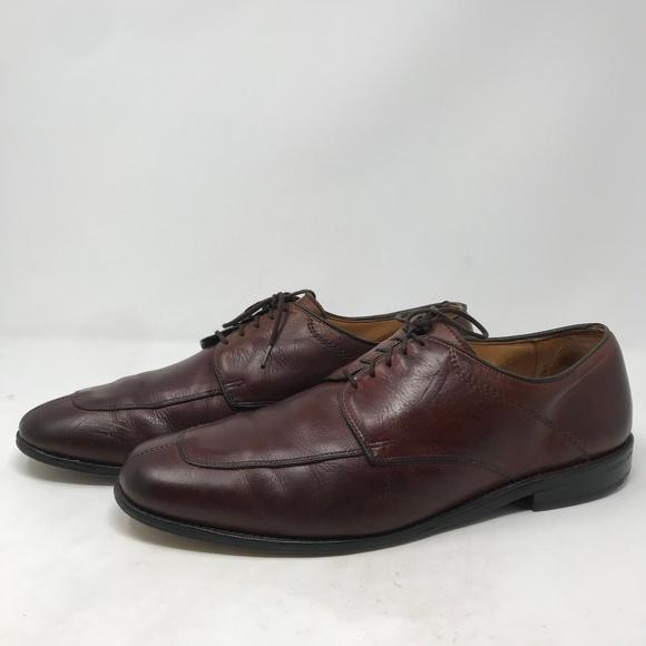 Allen Edmonds Other - Allen Edmonds Denton Classic Blucher Oxfords Brown